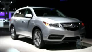 2014 Acura MDX -- 2013 New York Auto Show