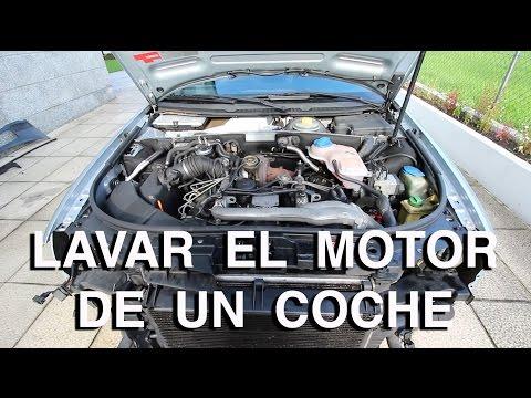 Lavar un motor |CONSEJOS