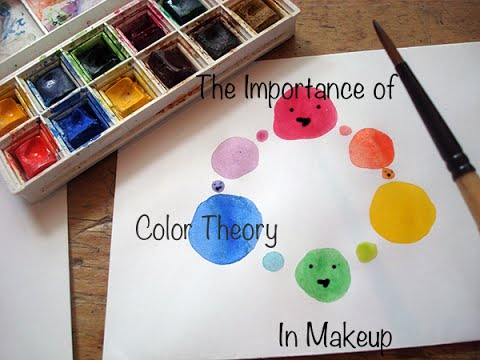 The Importance Of Color Theory In Makeup (Part 1)