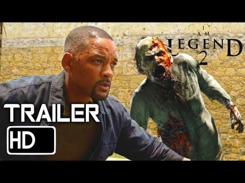 I AM LEGEND 2 [HD] Trailer (2020) Will Smith