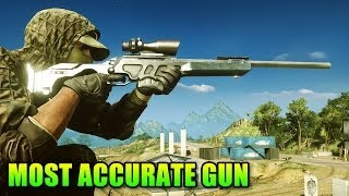 Sniper Sunday: FY-JS Review - Most Accurate Gun In BF4! (Battlefield 4 Gameplay/Commentary)