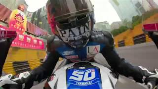Macau Gp   Mixed Onboard With Live Sound
