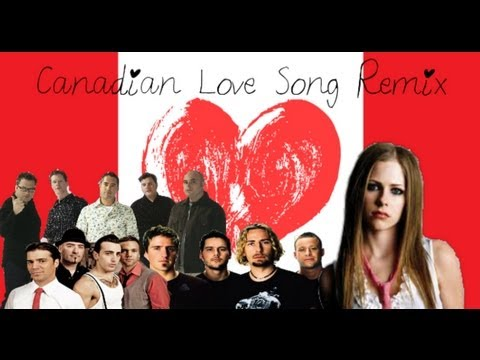 Post Valentine's Day Blues? Here Is My Canadian Love Song Remix!