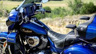 2. Indian Motorcycle Roadmaster Year Model 2018