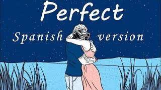 Video Perfect (Versión español) Ed Sheeran by Carlos Raul MP3, 3GP, MP4, WEBM, AVI, FLV Januari 2018