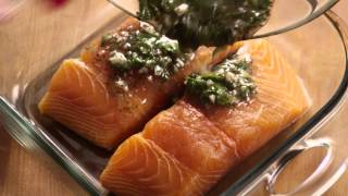 Get the top-rated recipe @ http://allrecipes.com/recipe/baked-salmon-ii/detail.aspx Here's a simple, healthy, and delicious way to ...