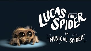 Video Lucas the Spider - Musical Spider MP3, 3GP, MP4, WEBM, AVI, FLV Februari 2018
