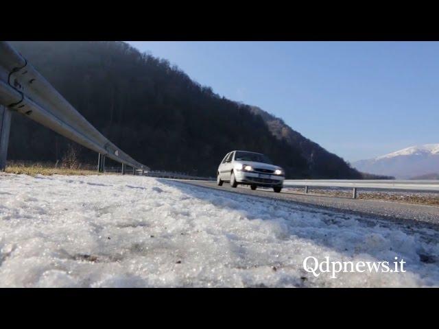 Miane, incidente mortale: via Talponade a meno di 24 ore dal sinistro