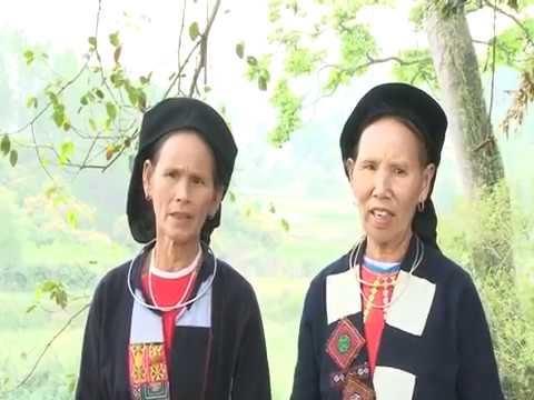 Dân Tộc Sán Chí Hát Sấng Cọ Ở Lệ Viễn Sơn Động Bắc Giang