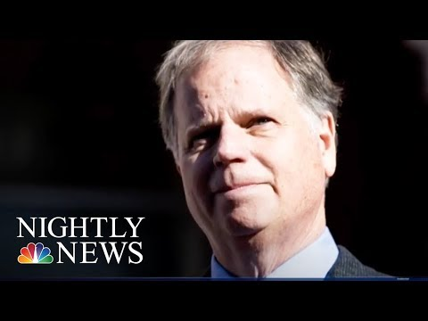 Dems scrambling to mobilize African-American voters for Doug Jones | NBC Nightly News