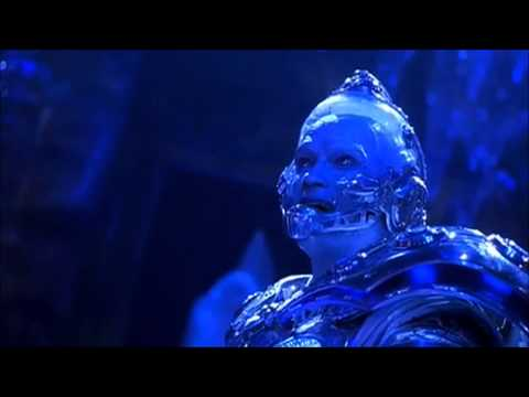 THE ICE MAN COMETH! - Arnold Schwarzenegger