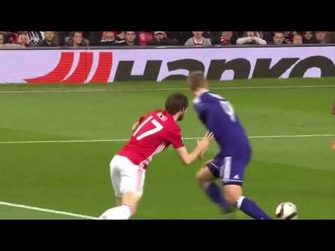Manchester United vs Anderlecht 2- 1 All Goals Highlights Europa League   20/04/2017 HD