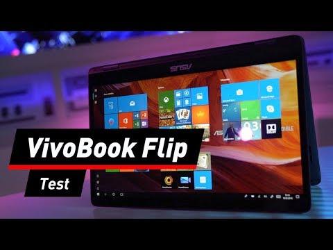 Asus VivoBook Flip TP510UQ: Solides Convertible im Te ...