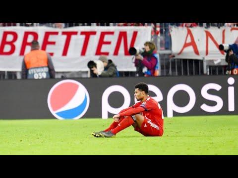 Aus in der Champions League für Bayern München - FC-L ...