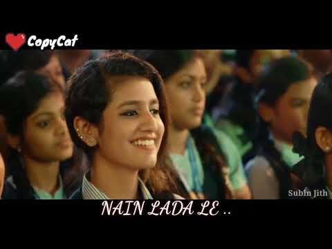Video Nain lada le cg song, priya prakash varrier, romantic , cg WhatsApp status, reaction video download in MP3, 3GP, MP4, WEBM, AVI, FLV January 2017