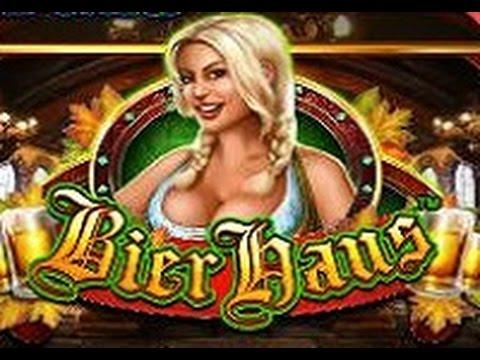 Bier Haus at Atlantis Casino Bahamas – Max Bet – 10 Free Spins