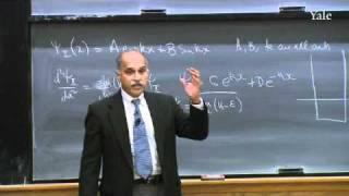 23. Quantum Mechanics V: Particle In A Box
