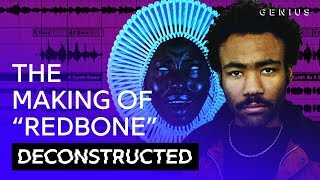 "Video The Making Of Childish Gambino's ""Redbone"" With Ludwig Göransson 