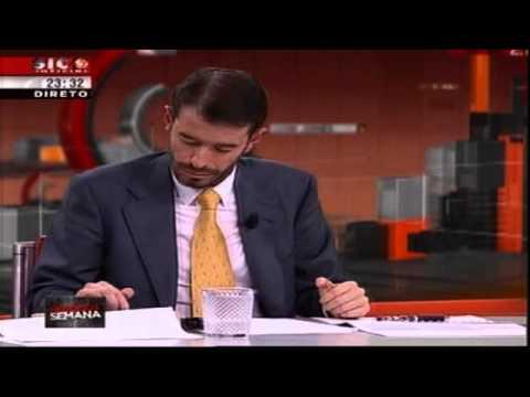 Miguel Frasquilho - Negócios da Semana SIC Notícias