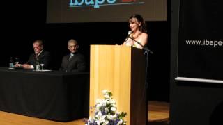 Discurso Ana Maria de Biazzi posse IBAPE SP