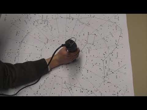 montaż gwiezdne niebo kolejność prac