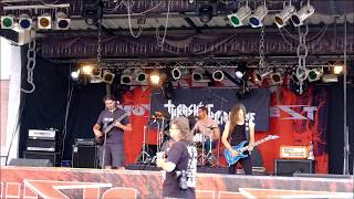 Video Thrashing Machine - Diagnosis: Hatred (Agressive Music Fest 2018