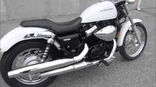 9. 2010 Honda Shadow RS Stock #9-0451@ Diamond Motor Sports