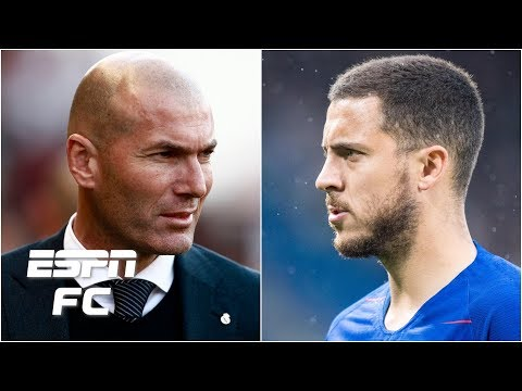 Chelsea & Real Madrid Are 'playing A Poker Game' Over Eden Hazard | Premier League