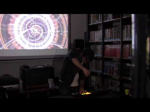 Javarnanda live @ Electro Sunday