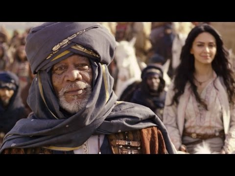 Ben-Hur (Featurette 'Morgan Freeman')
