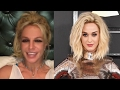 Katy Perry Vs. Britney Spears
