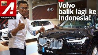 Video Volvo XC90 First Impression Review by AutonetMagz MP3, 3GP, MP4, WEBM, AVI, FLV Juni 2018