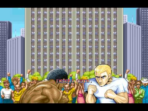 Street Fighter 2 - Street Fighter II - Arcade - Intro.