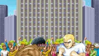 Street Fighter II - Arcade - Intro