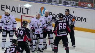 Traktor 2 Avangard 1, 18 January 2017 Highlights