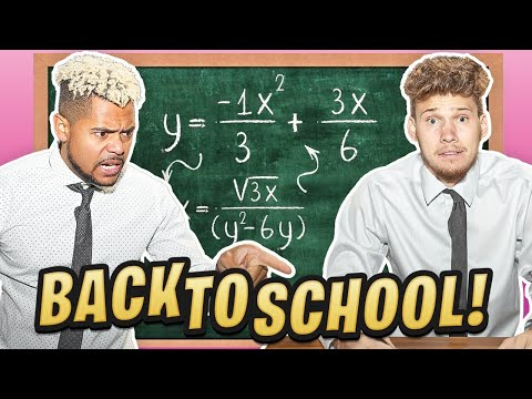 2HYPE Goes Back To School!