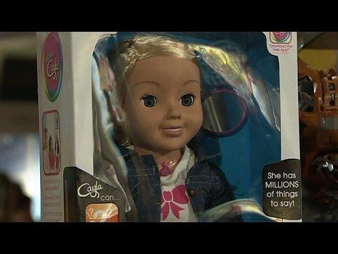 Οι γερμανικές αρχές συμβουλεύουν τους γονείς να καταστρέψουν παιδική κούκλα