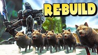 A MUCH NEEDED REBUILD | ARK Extinction DLC Ep 36