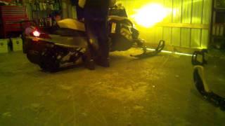 5. 2009 ski doo tnt 500ss