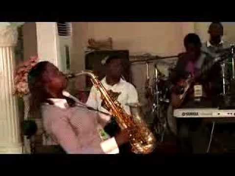 Great Are You Lord As Performed By Funmisax Ajayi @ #7Horns Gospel Sax Concert 2013