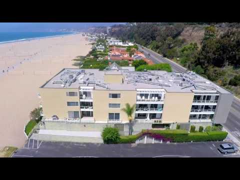723 Palisades Beach Rd Santa Monica Sorrento Condos Video