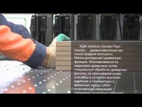 Лоран мебель: МДФ - экологически безопасный материал