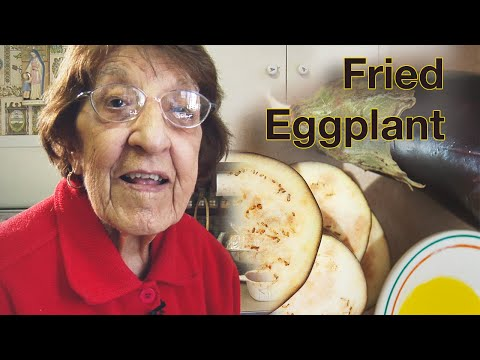 eggplant - 94 year old cook and great grandmother, Clara, recounts her childhood during the Great Depression as she prepares meals from the era. Learn how to make simpl...