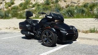 10. [MUST WATCH]2017 Can Am Spyder F3 Test Drive Impresisions