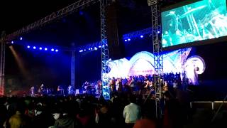 Ahmednagar India  city photos gallery : Rocking Christian Music Festival in Ahmednagar, India