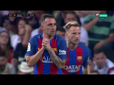 Real Madri Vs Barcelona 2-3 2017 Resumen  Narración Canal +