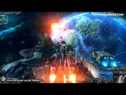 Universum War Front — New Orbital Level