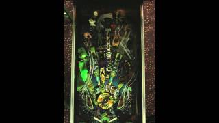 MONSTER BASH Pinball Machine - Pt 1 PAPA Video Tutorial