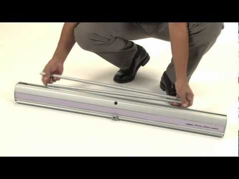 İTHAL Rollup Banner yapım ve montajı