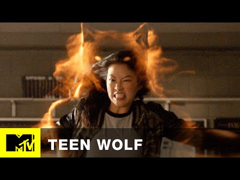 Teen Wolf | 'Kira's Close Call' Official Sneak Peek (Episode 7) | MTV